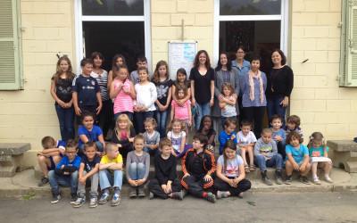 L'école de BARCHETTA -VOLPAJOLA à l'honneur